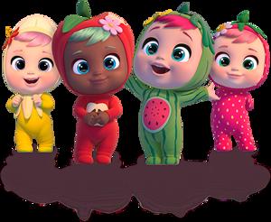 Cry Babies die Kinderserie für Kinder ab 2 Jahren