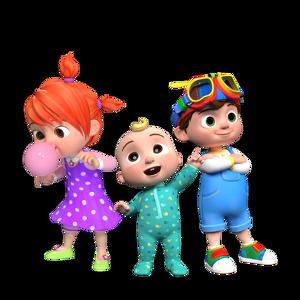 Cocomelon die Kinderserie für Kinder ab 2 Jahren