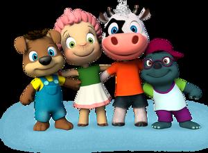 Toggolino die Kinderserie für Kinder ab 2 Jahren