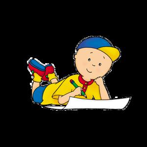 Caillou die Kinderserie für Kinder ab 2 Jahren