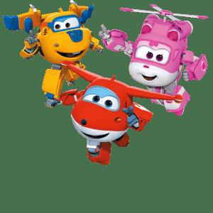 Super Wings die Kinderserie für Kinder ab 2 Jahren