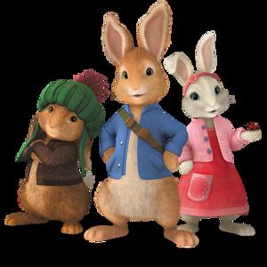 Peter Hase die Kinderserie für Kinder ab 2 Jahren