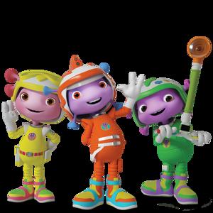 Floogals die Kinderserie für Kinder ab 2 Jahren