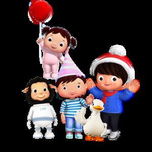 Little Baby Bum die Kinderserie für Kinder ab 2 Jahren