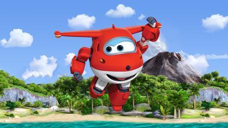 Super Wings Spiel Fliegen mit den Super Wings
