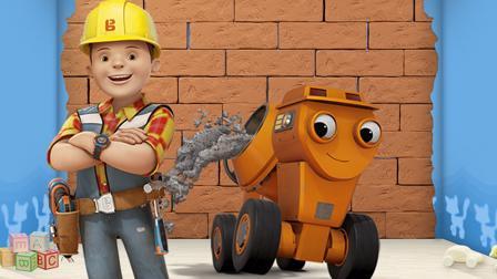 Bob der Baumeister Spiel Kinderzimmer reparieren mit Bob und Mixi