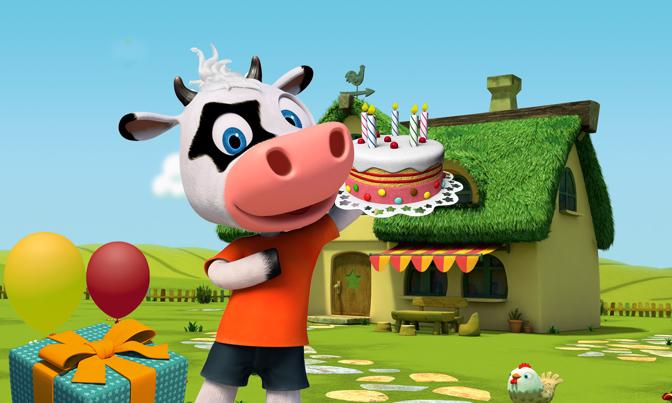 Toggolino Spiel Toggolinos Geburtstagsparty